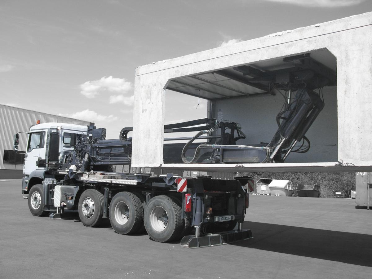 Fabulous Garagentransporte - Meisterkran IP88